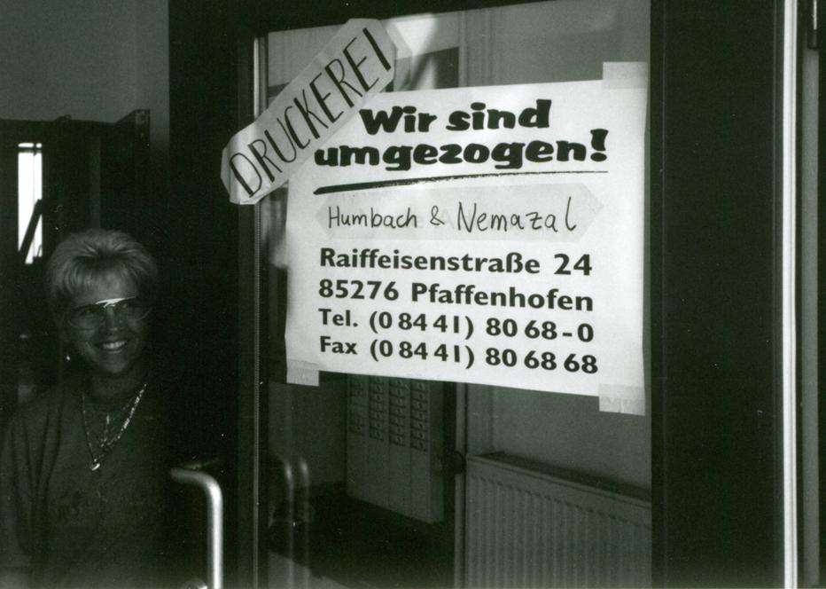 Humbach und Nemazal - 1995